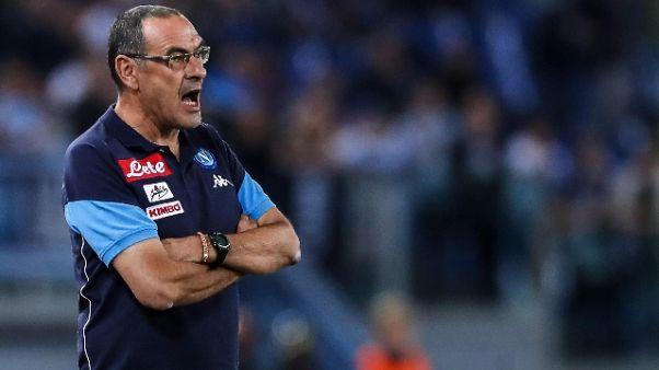 Champions: Snai, Napoli strafavorito