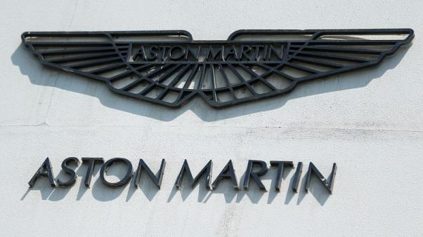 Motor racing- The name's Red Bull, Aston Martin Red Bull from 2018
