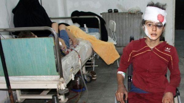 Syrie: 37 civils tués dans des raids russes sur Idleb