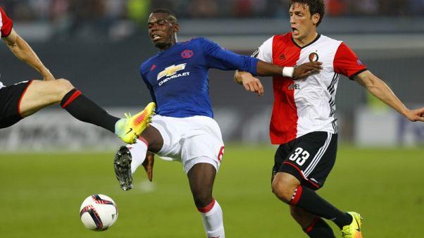Feyenoord suffer injury blow ahead of Napoli match