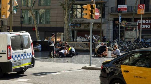 Attentats en Espagne: un complice présumé des auteurs en détention