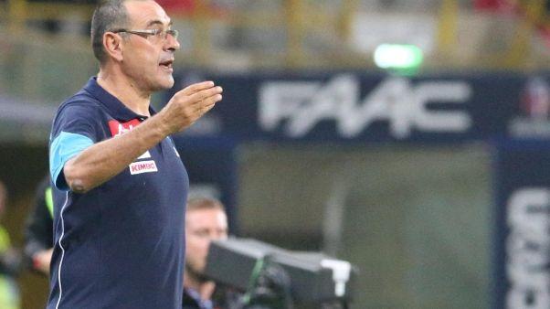 Sarri, Feyenoord forte e pericoloso