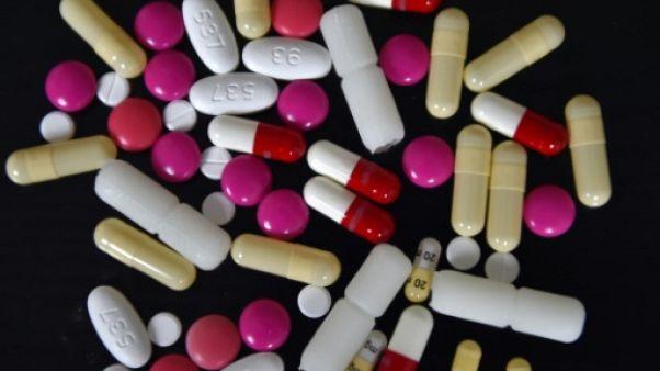 Saisie record dans le monde de médicaments contrefaits