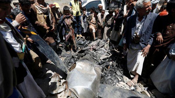 U.S. citizen detained in Yemeni capital Sanaa - colleagues