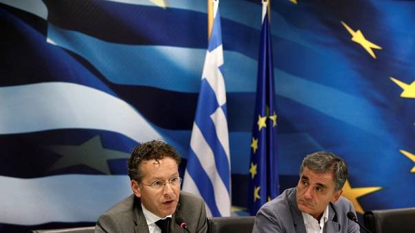 Greece must wrap up review rapidly to start talks on bailout exit - Dijsselbloem