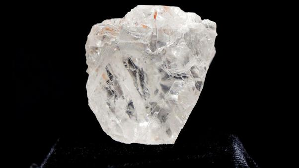 Canada's Lucara sells world's largest uncut diamond for $53 million