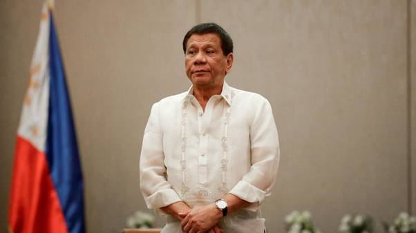 Shooting 'incident' near residence of Philippine leader - officials