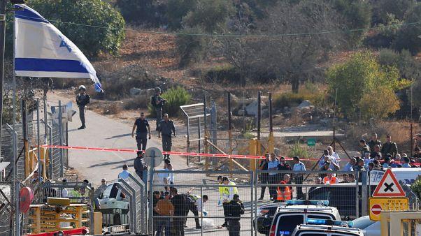 Palestinian gunman kills three Israelis in West Bank settlement - radio