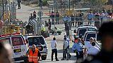 Un Palestinien tue trois Israéliens près en Cisjordanie