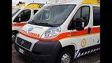 Due vittime in incidenti sul lavoro