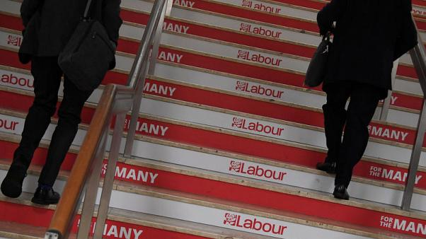 Red-hot ticket - Business flocks to hear UK opposition Labour Party