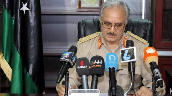 Libia: Haftar ringrazia Pinotti
