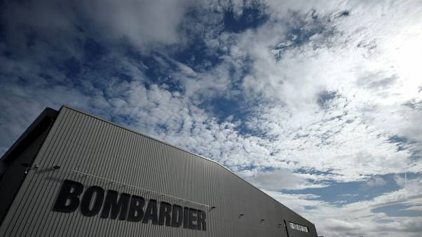 Bombardier shares leap 14 percent ahead of U.S. trade court ruling