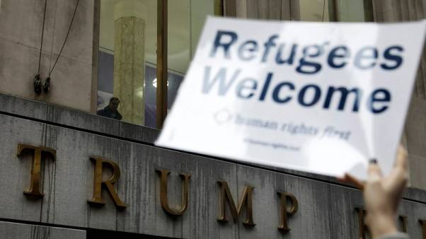 Trump expected to set U.S. refugee cap at 45,000 - sources