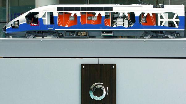 Siemens, Alstom join forces to create European rail champion