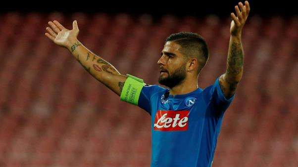 Insigne strike sets up easy win for Napoli