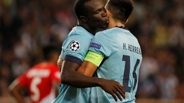 Monaco suffer 3-0 home defeat by Porto