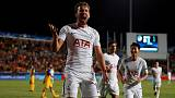 Harry Kane hat-trick seals easy victory for Spurs in Cyprus