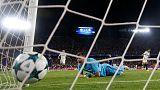 Ben Yedder hits historic treble as Sevilla cruise against Maribor