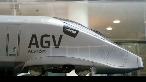 Alstom, Siemens sign rail deal to create European champion