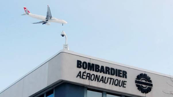 Bombardier in talks for C-Series deals with Chinese carriers - executives