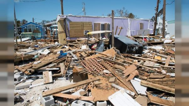 L'ouragan Irma a fait 72 morts en Floride