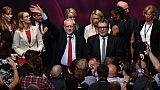 Royaume-Uni: le Labour s'active pour hisser Jeremy Corbyn au pouvoir