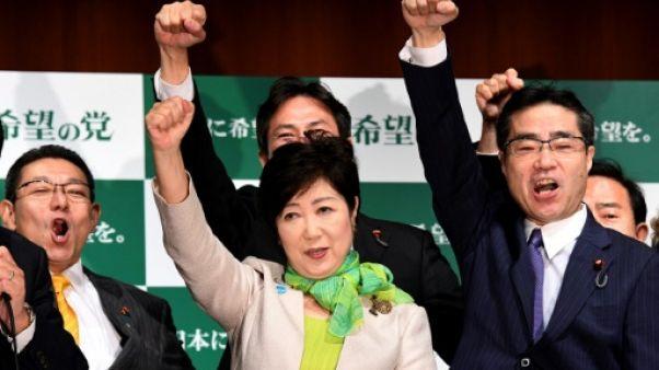 Japon: la gouverneure de Tokyo veut en finir avec la vieille classe politique