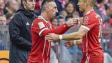 Ligue des champions: sans Ribéry-Robben, le Bayern n'a pas la même saveur