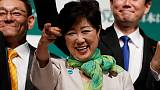 In Japan, new party challenges Abe with populist slogans; but little policy gap