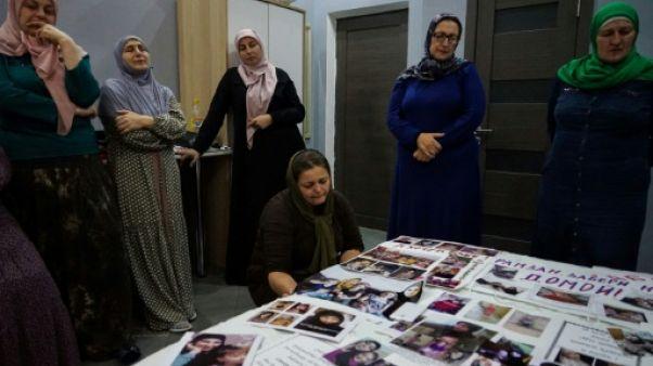 Russie: des grands-mères cherchent leurs familles parties avec l'EI