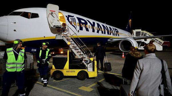 Ryanair extends flight cancellations, cuts fleet plans, growth forecasts