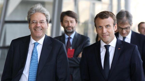 Gentiloni, con Francia e Germania per Ue