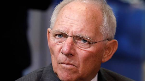 After euro zone, Germany's Schaeuble faces new challenge in far-right