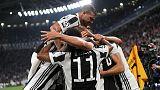 Higuain on target as Juventus beat Olympiakos 2-0