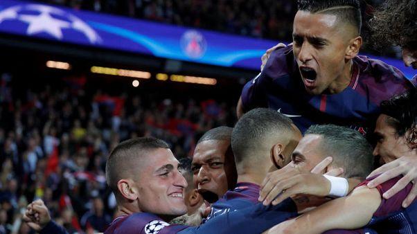 Rampant PSG rout sorry Bayern 3-0