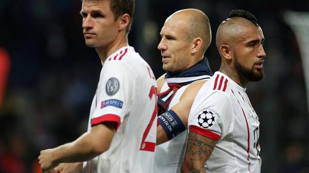 Bayern's best-laid plans unravel in PSG rout