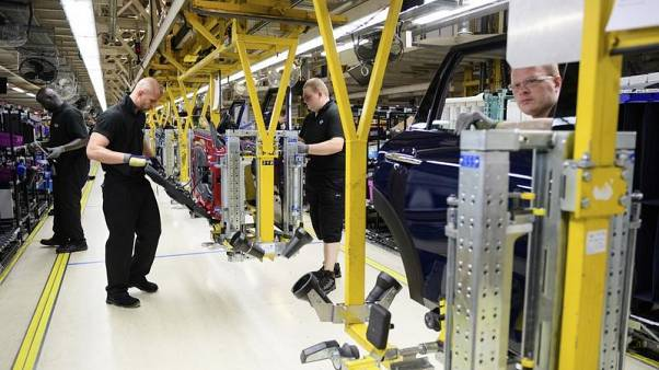 UK new car output drops again as Brexit worries weigh - SMMT