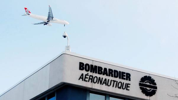 Canada's Bombardier eyes options after blows to rail, aero units