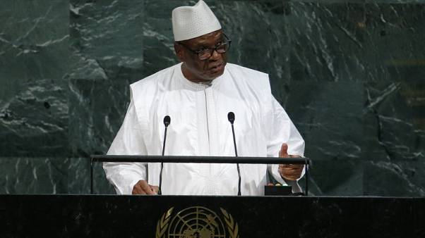 Mali president wants U.S. to reverse Chad travel ban