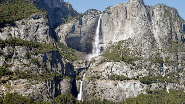 Yosemite rock fall kills at least one person, hurts another