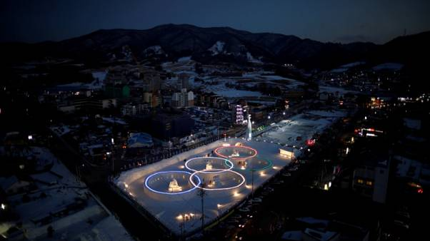 Exclusive - From cyber unit to troops, South Korea adds extra layer of Olympics security amid tensions