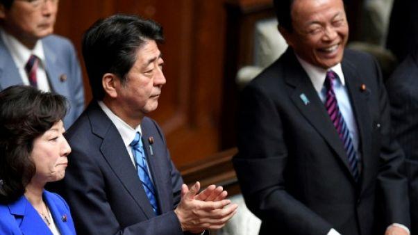 Japon: les élections législatives se joueront entre Abe et Koike