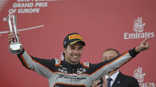 Formula One can give Mexico 'moment of happiness', says Perez