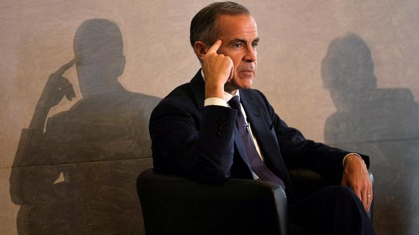 Carney - BoE can't be expected to nullify Brexit hit to economy
