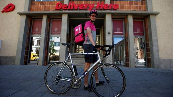 Naspers buys half of Rocket's stake in Delivery Hero
