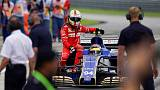 Motor racing-Vettel moves on from Singapore crash