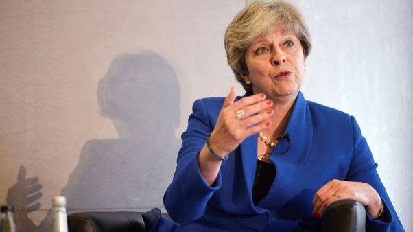Britain's May fires warning to Boeing over Bombardier trade dispute