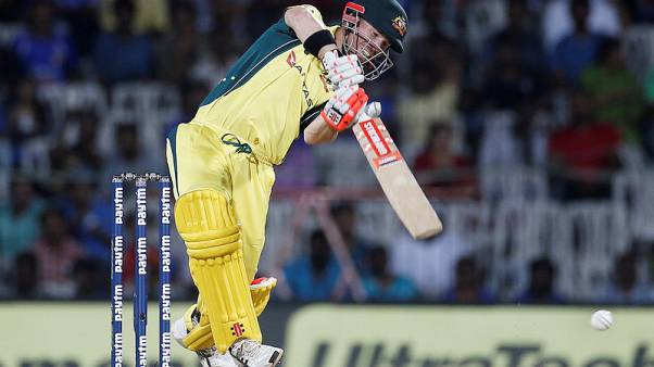 Warner-Finch stand helps Australia to big total