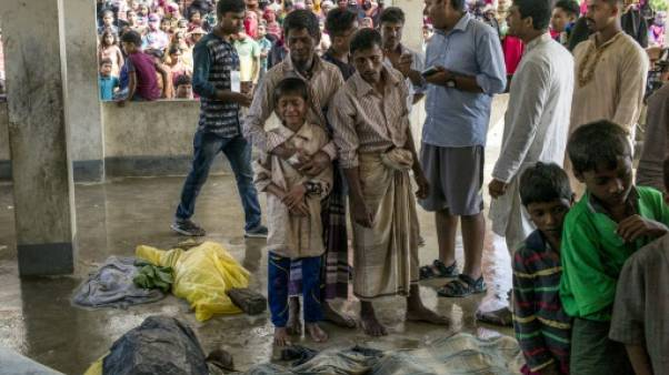 "Bangladesh: naufrage meurtrier de Rohingyas et ""cauchemar humanitaire"""